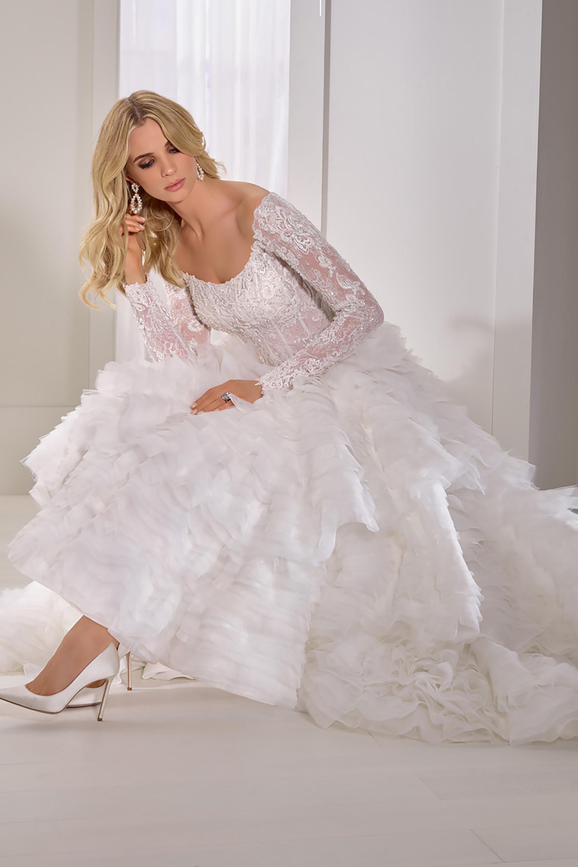 Vestido Lucía Fiesta 2019 mod. 69375 - 6