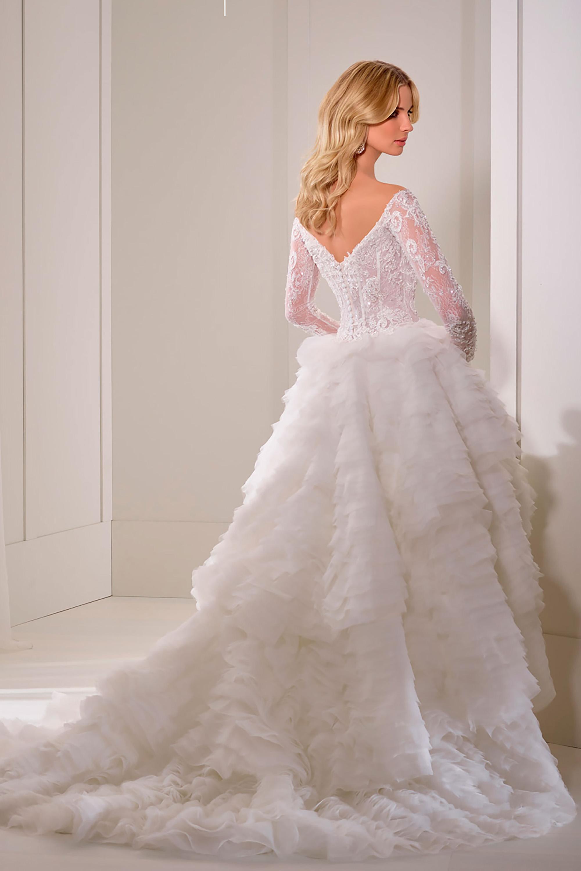 Vestido Lucía Fiesta 2019 mod. 69375 - 7