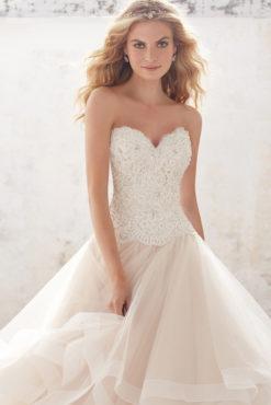 Vestido Lucía Fiesta 2019 mod. 8116 - 2