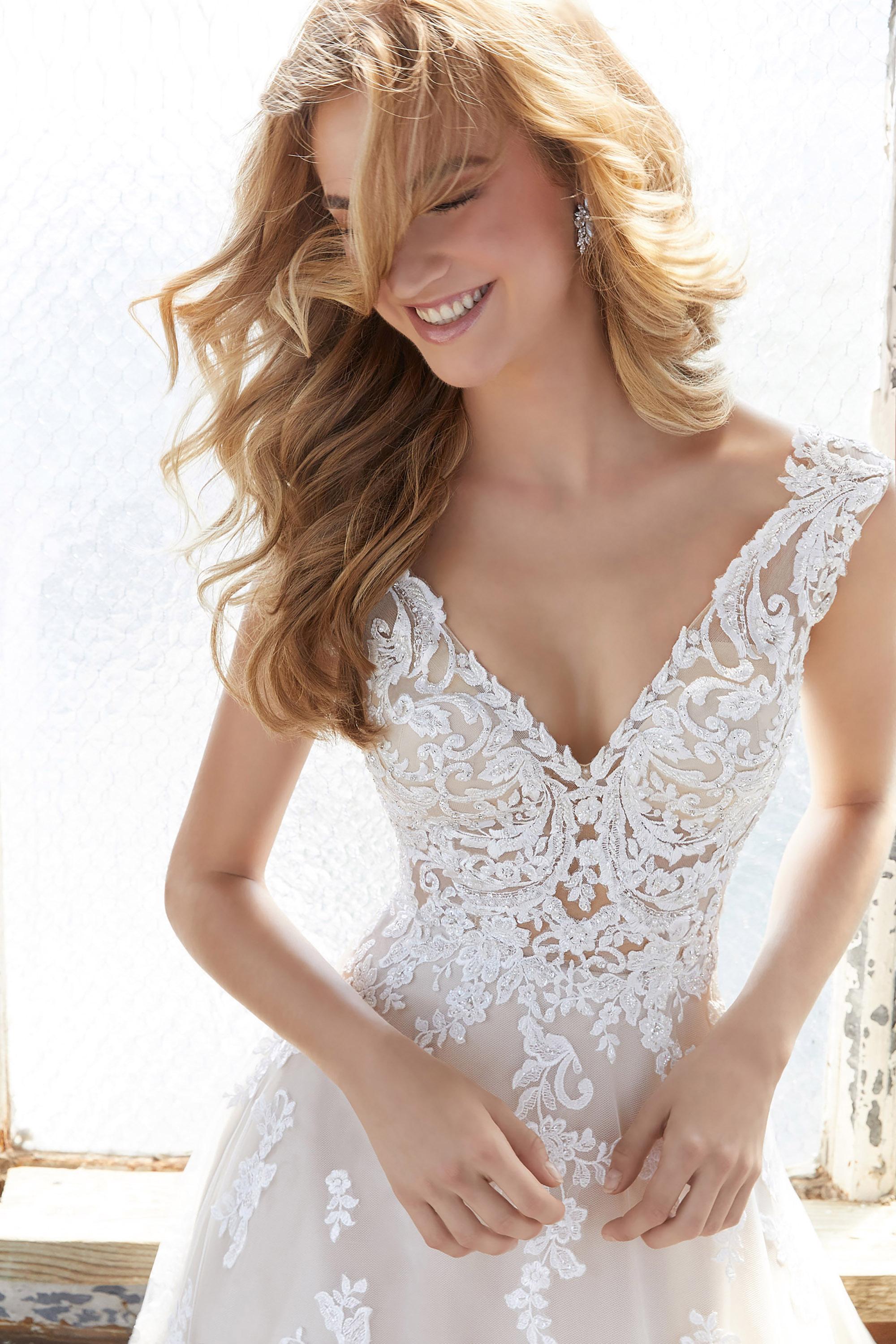 Vestido Lucía Fiesta 2019 mod. 8206 - 4