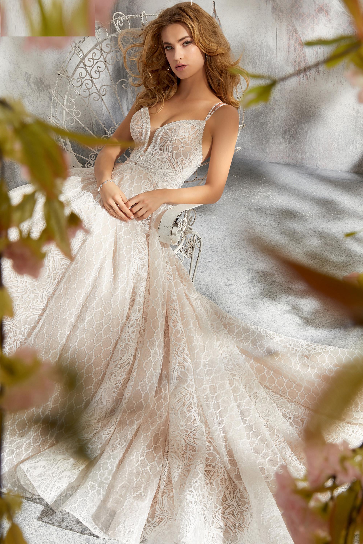 Vestido Lucía Fiesta 2019 mod. 8279 - 1
