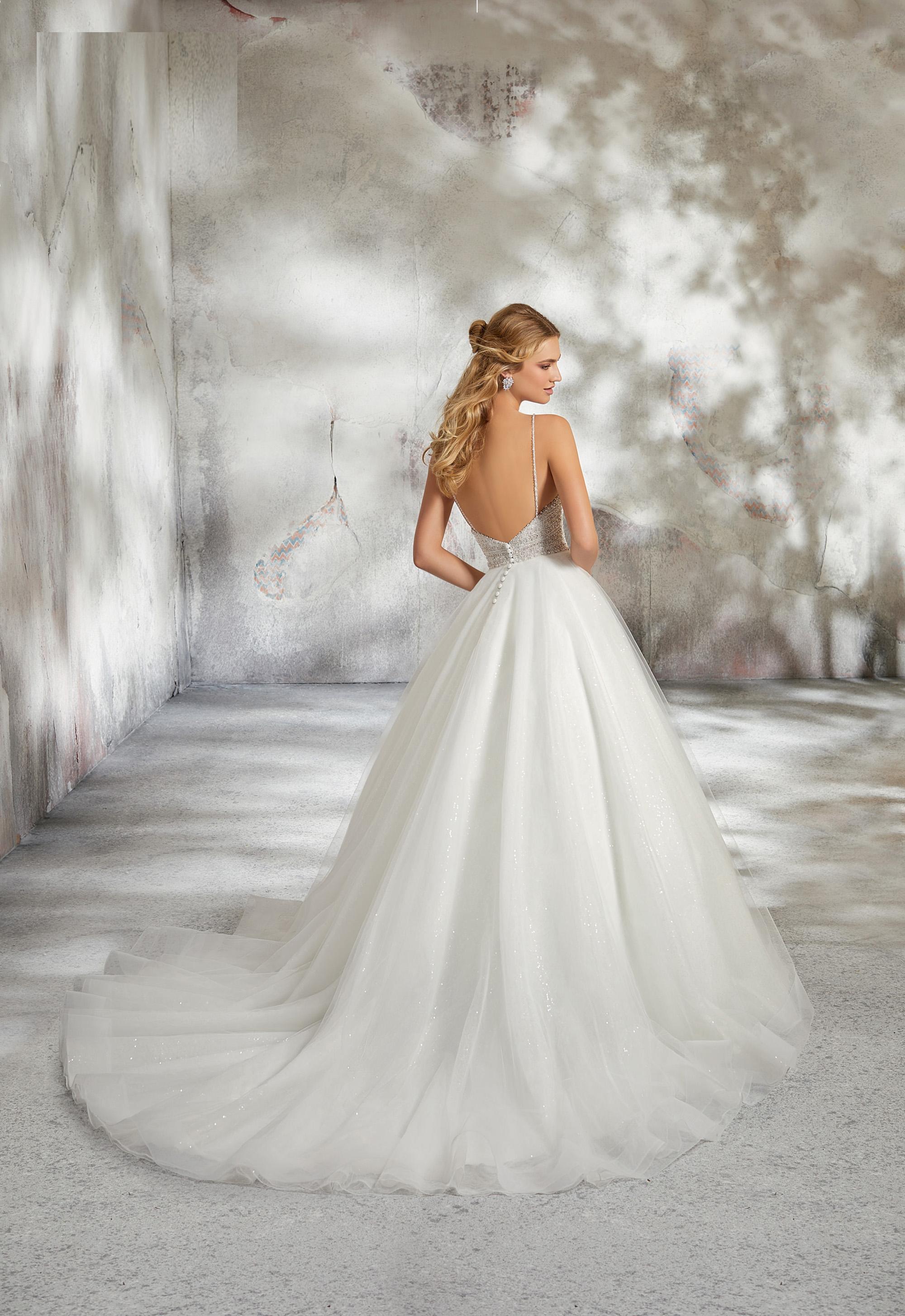 Vestido Lucía Fiesta 2019 mod. 8286 - 4