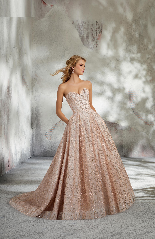 Vestido Lucía Fiesta 2019 mod. 8295 - 1