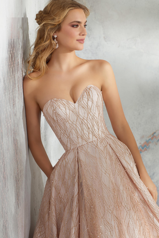 Vestido Lucía Fiesta 2019 mod. 8295 - 2