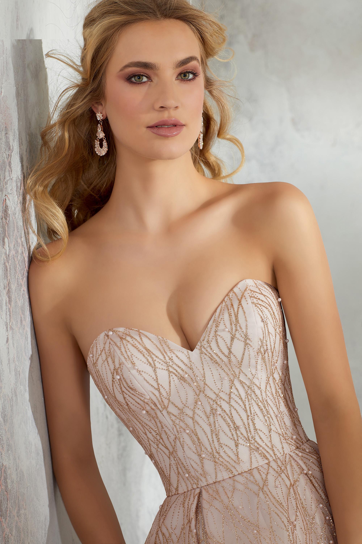 Vestido Lucía Fiesta 2019 mod. 8295 - 3