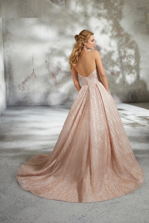 Vestido Lucía Fiesta 2019 mod. 8295 - 4